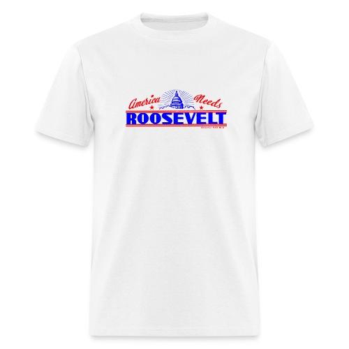 Short Sleve - Men's T-Shirt