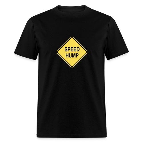 Speed Hump - Men's T-Shirt