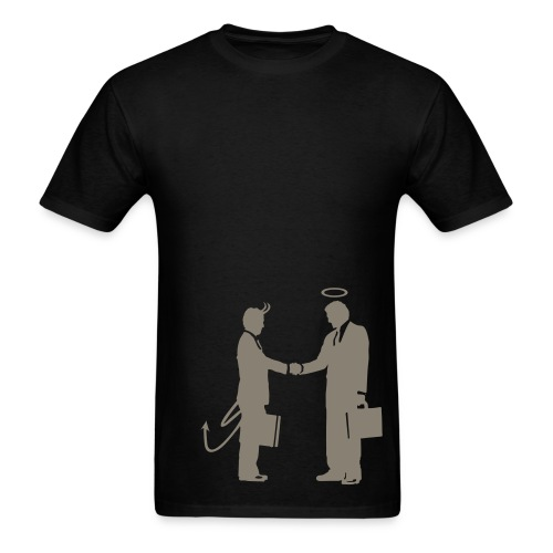 Peace be with yoU - Men's T-Shirt