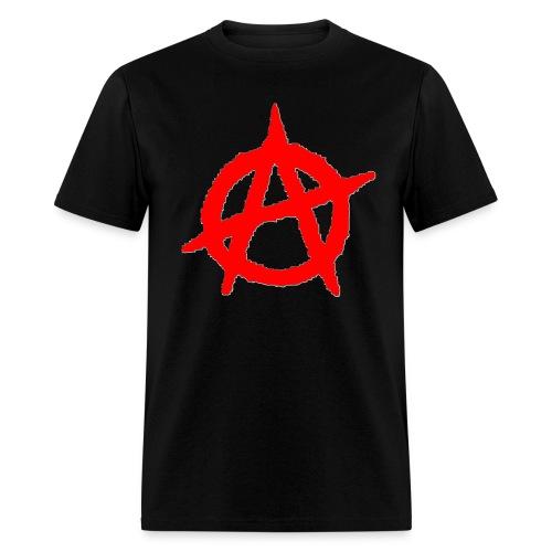 Anarchy Symbol - Men's T-Shirt