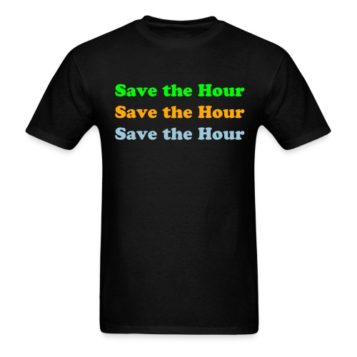 Save save save - Men's T-Shirt