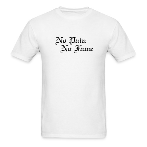 No Pain Tee - Men's T-Shirt