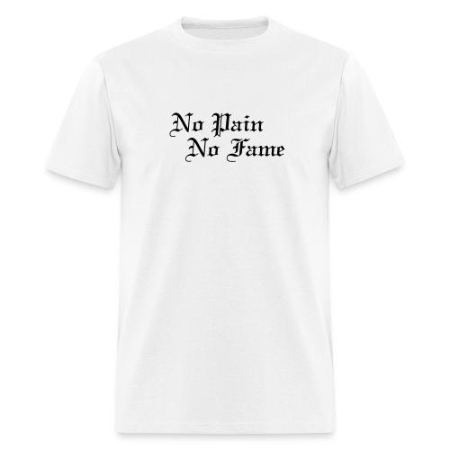 No Pain Tee - Men's T-Shirt