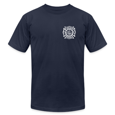 Fire Dept. Costume Shirt