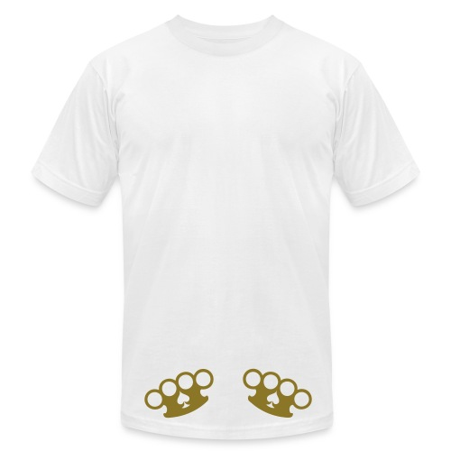 freSHHH! Brass Knuckles Vest - Men's  Jersey T-Shirt