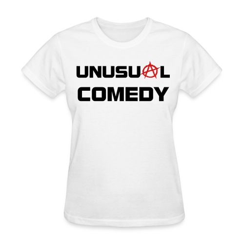 WOMENS UNUSUALCOMEDY DELUX T-SHIRT - Women's T-Shirt