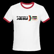 T-Shirts ~ Men's Ringer T-Shirt ~ Men's Ringer Tee