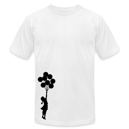 freSHHH! BANKSY DETAIL TEE NO.3 - Men's  Jersey T-Shirt