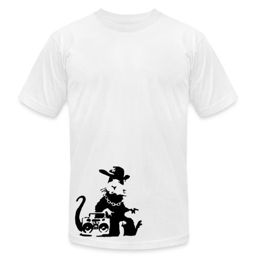 freSHHH! BANKSY DETAIL TEE NO.4 - Men's  Jersey T-Shirt