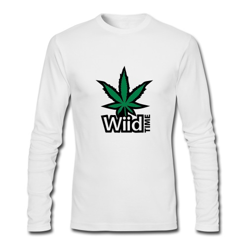 wildtime - Men's Long Sleeve T-Shirt by Next Level
