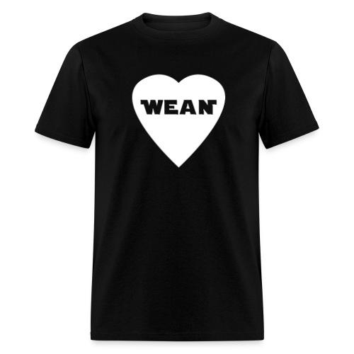 <3 Wean - Men's T-Shirt