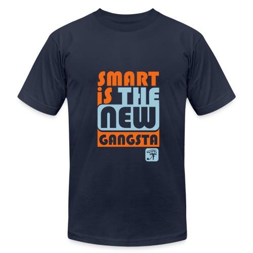 new gangsta - Men's  Jersey T-Shirt