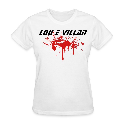 Womens bloody villan tee - Women's T-Shirt
