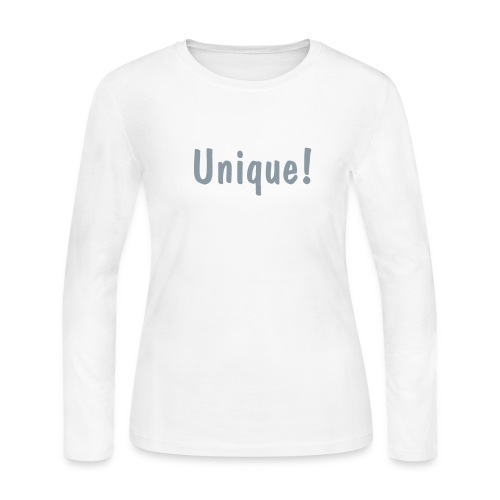 Unique! - Women's Long Sleeve Jersey T-Shirt