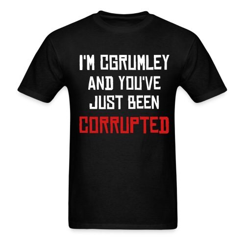 Men: I'm CGrumley - Men's T-Shirt