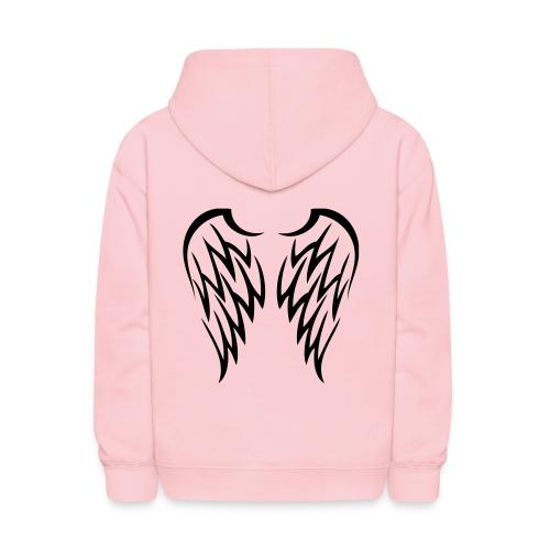 My wings - Kids' Hoodie