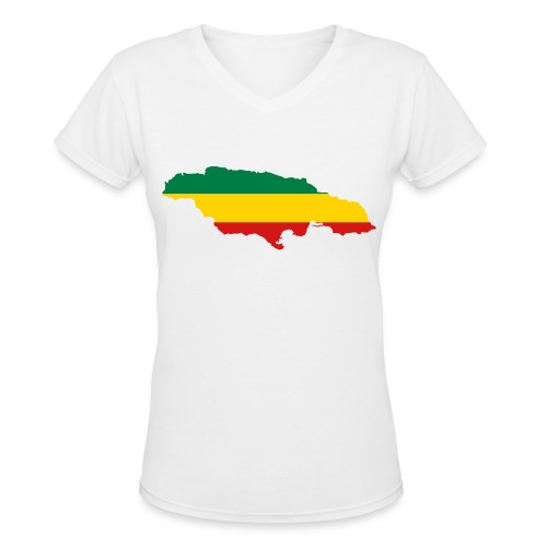 Jaimaca - Women's V-Neck T-Shirt
