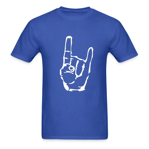 Blue Phi - Men's T-Shirt