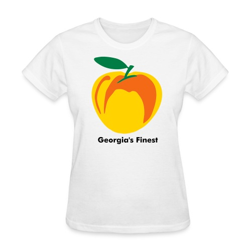 Georgia's Finest - Women's T-Shirt
