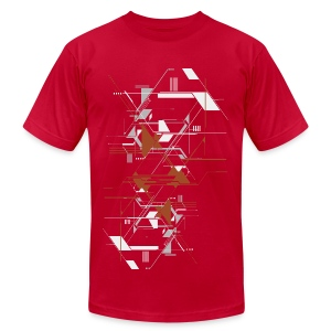 Cool Design of the Month 1 - Men's Fine Jersey T-Shirt