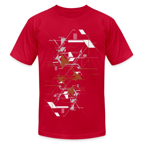 Cool Design of the Month 1 - Men's  Jersey T-Shirt