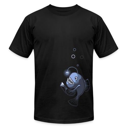 Underwater Book Light (Men's AA Brand) - Men's  Jersey T-Shirt