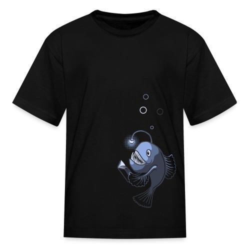 Underwater Book Light (Children's Shirt) - Kids' T-Shirt
