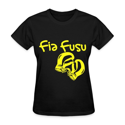 Fia Fusu Womens TSHRT - Women's T-Shirt