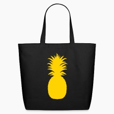 Black pineapple Bags