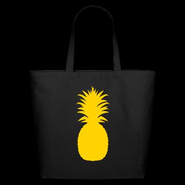 Black pineapple Bags