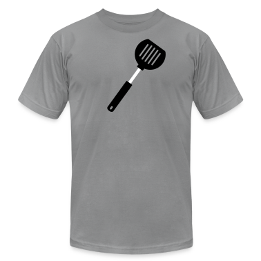Slate cooking spatula T-Shirts