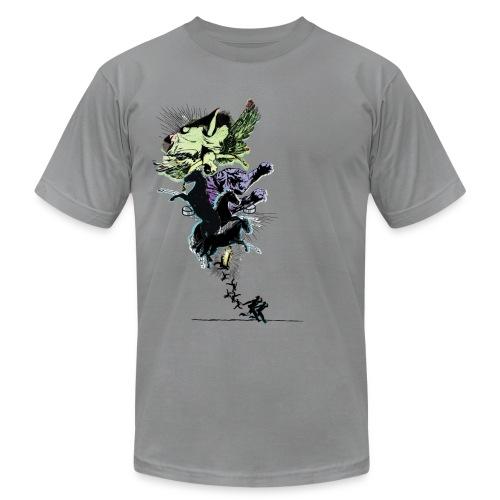 fight or flight american apparel tee - Men's Fine Jersey T-Shirt
