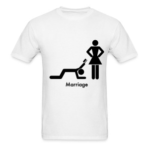 Reality of Marriage - Men's T-Shirt
