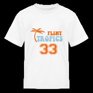Kids' Shirts ~ Kids' T-Shirt ~ FLINT TROPICS T-Shirt Kids