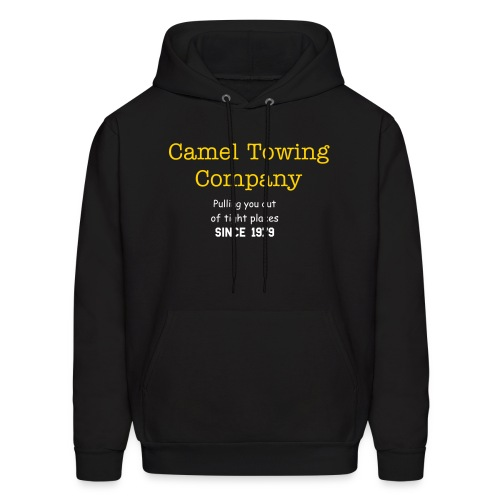 Camel Towing Company - Men's Hoodie