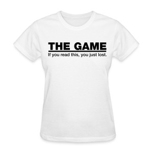 The Game - Women's T-Shirt