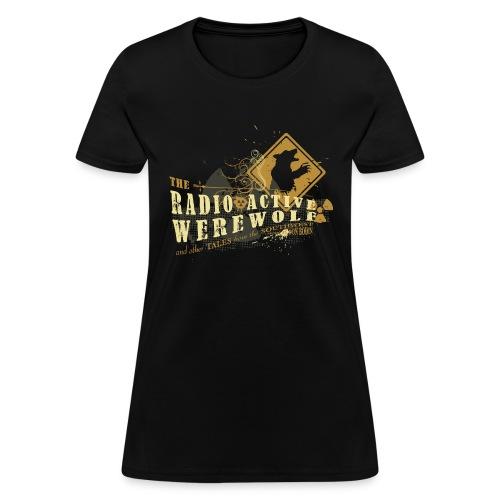Women's RAWW 'Fallout' Black - Women's T-Shirt
