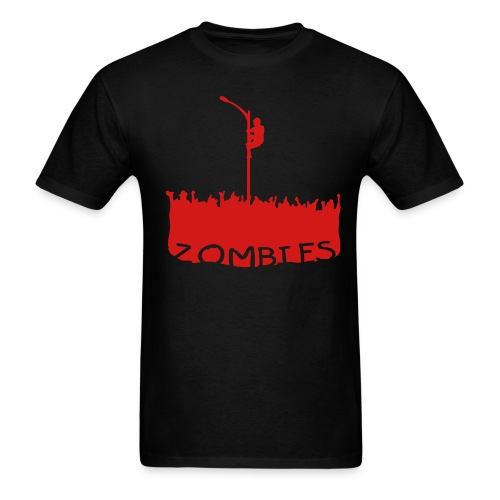 Zombies - Men's T-Shirt