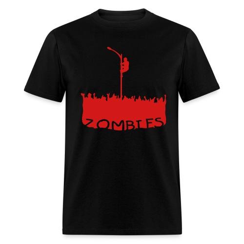 Zombies - Men's T-Shirt