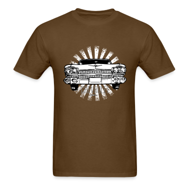 Brown auto_50s_chevy_01 - AUTONAUT.com T-Shirts