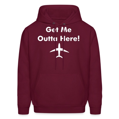 Get Me Outta Here - Men's Hoodie
