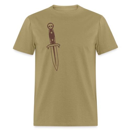 Gamblers Dagger (mens) - Men's T-Shirt