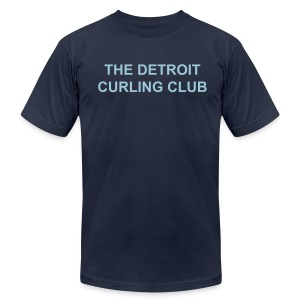 Curling is fun! - Men's Fine Jersey T-Shirt