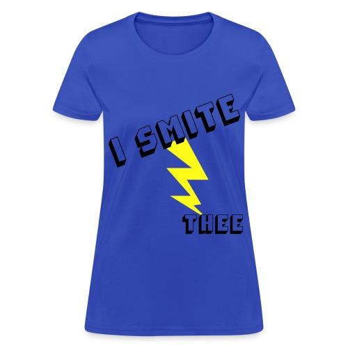 Women's Smite Thee T-Shirt - Women's T-Shirt