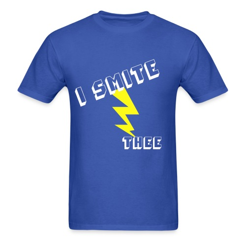 Men's Smite Thee T-Shirt - Men's T-Shirt