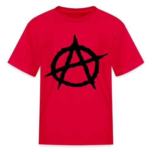 Kid's Anarchy T-Shirt - Kids' T-Shirt