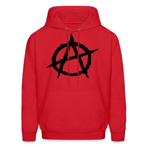 Men's Anarchy Hoodie - Men's Hoodie