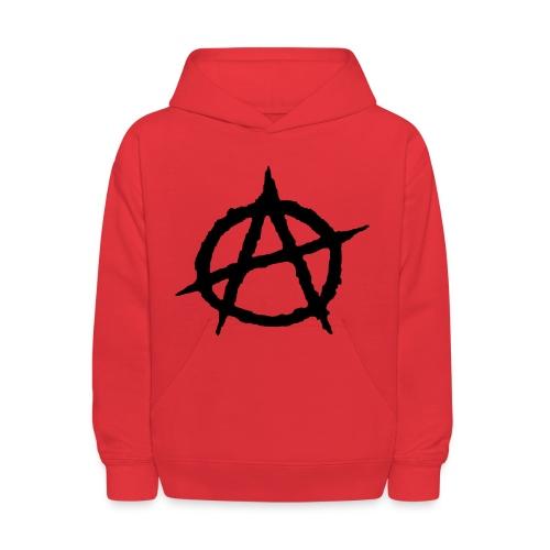 Kid's Anarchy Hoodie - Kids' Hoodie