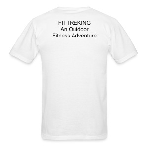 Men's FITTREK Lightweight cotton T-Shirt - Men's T-Shirt