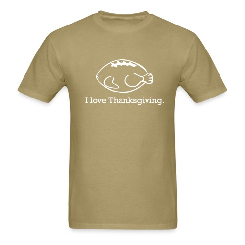 turkeyball - Men's T-Shirt